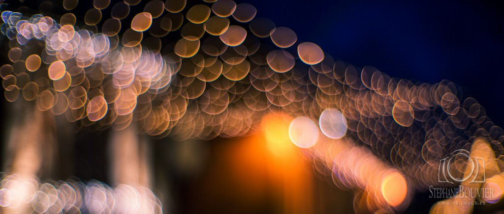 Bubble bokeh