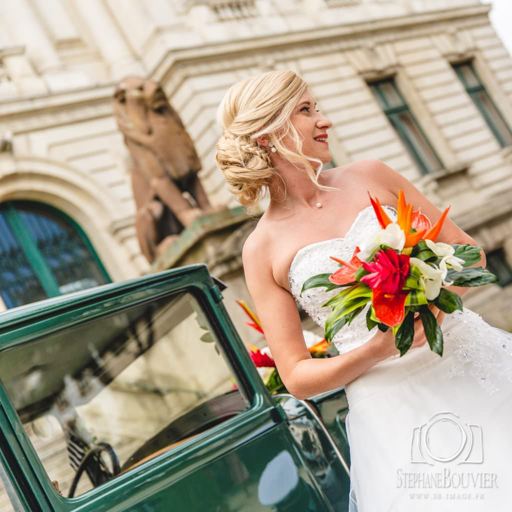 Mariage mairie de Vannes