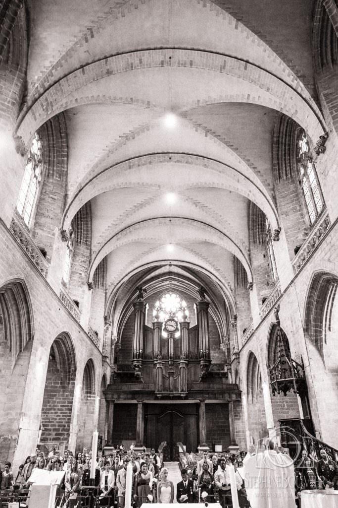 Mariage cathédrale de Vannes