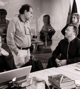 Workshop avec Patrick Zachmann
