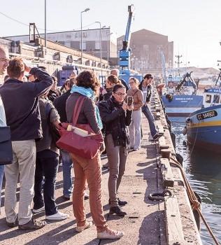 Journée des entrepreneurs à Sittelle Création Lorient