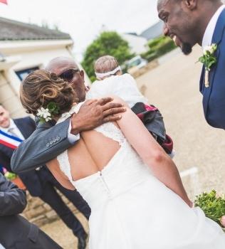 Mariage d'Emilia et Brice