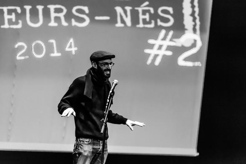 Reportage photo sur le festival de cinéma amateur «Amateurs-Nés» à Elven