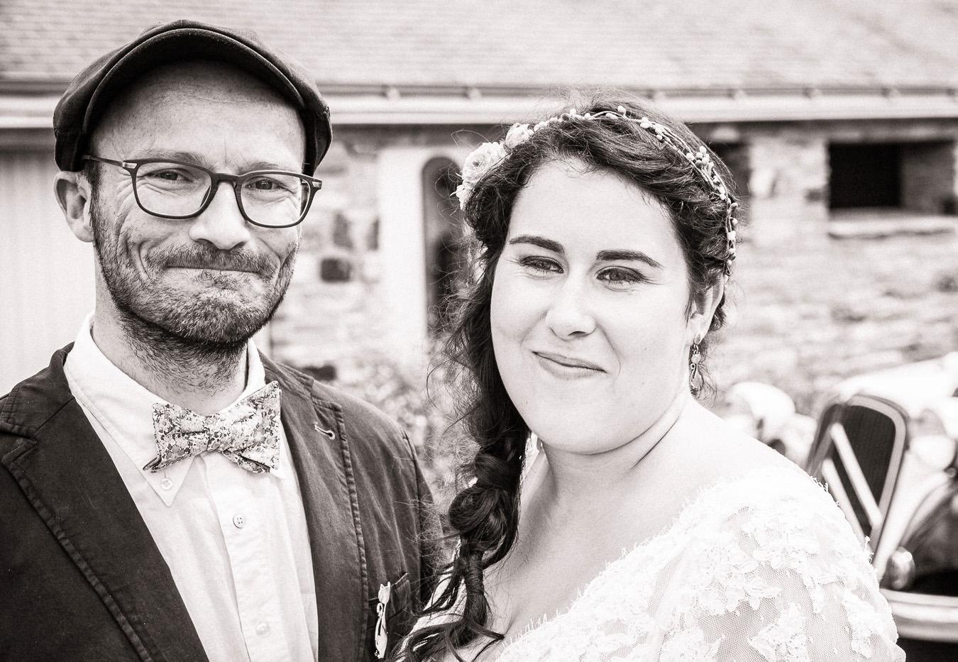 Photos de mariage de Fanny et Jérôme