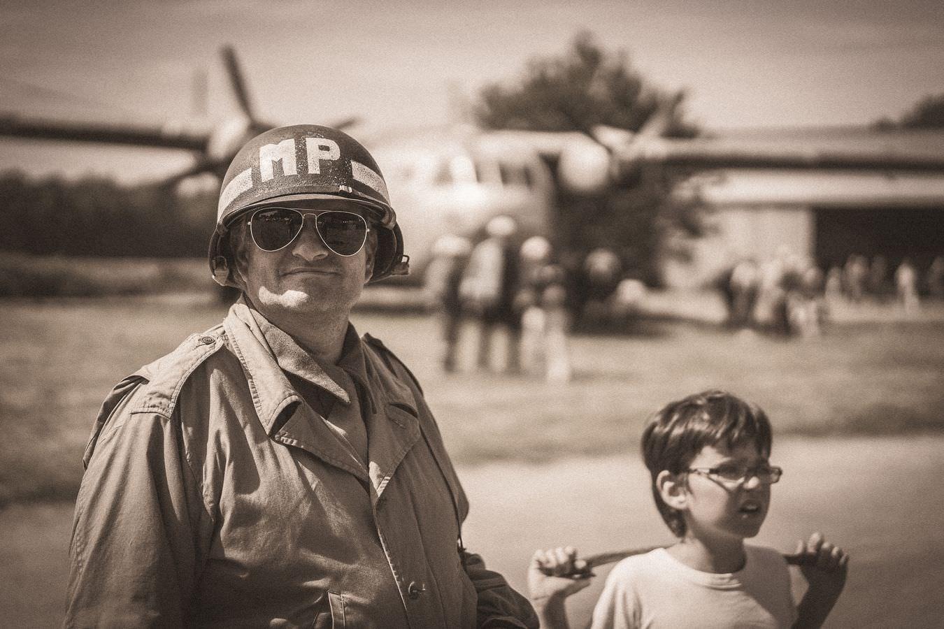 Liberty Breizh Memory Group – aérodrome de Vannes