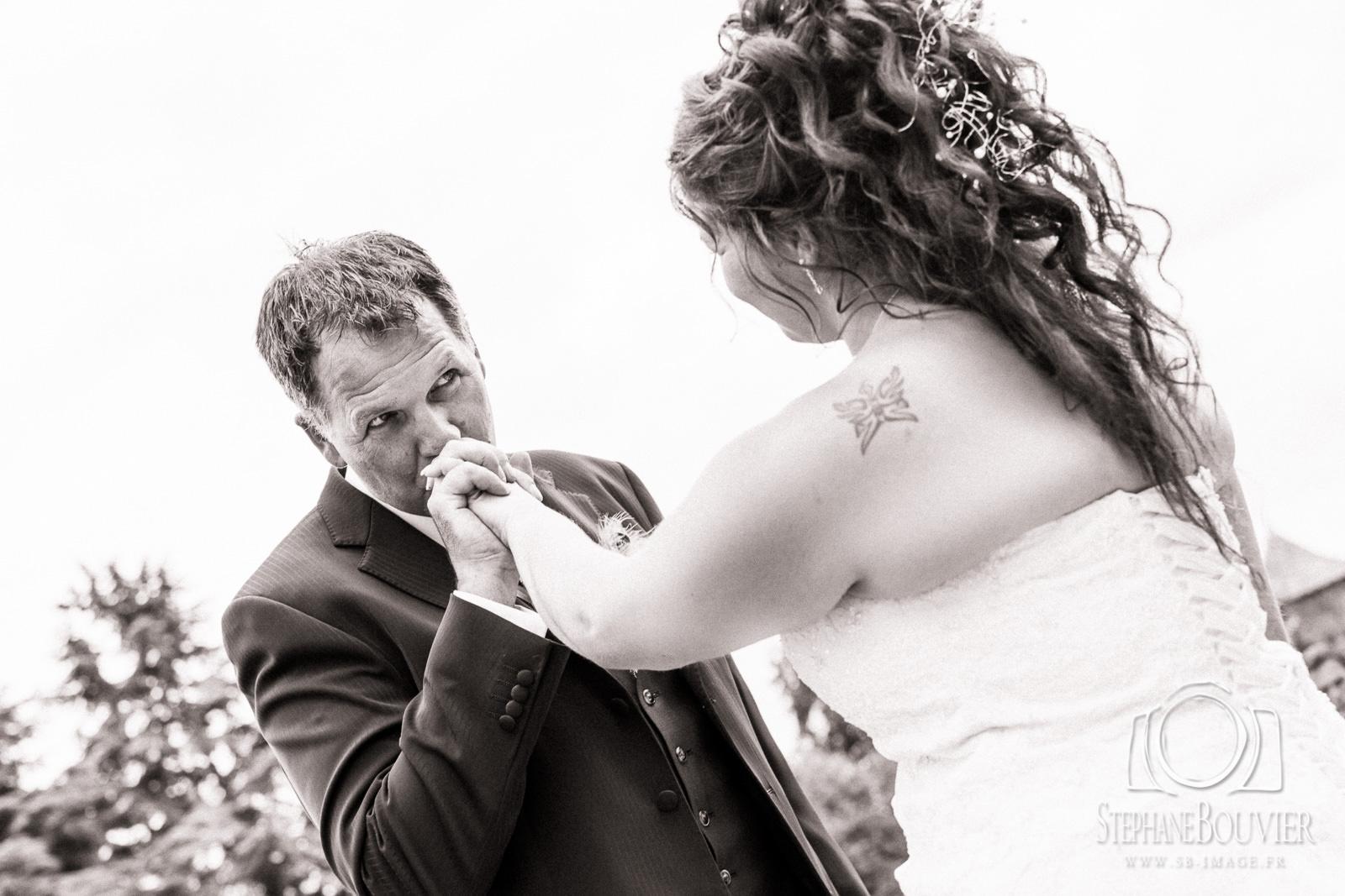 Mariage de Lauren et Eric