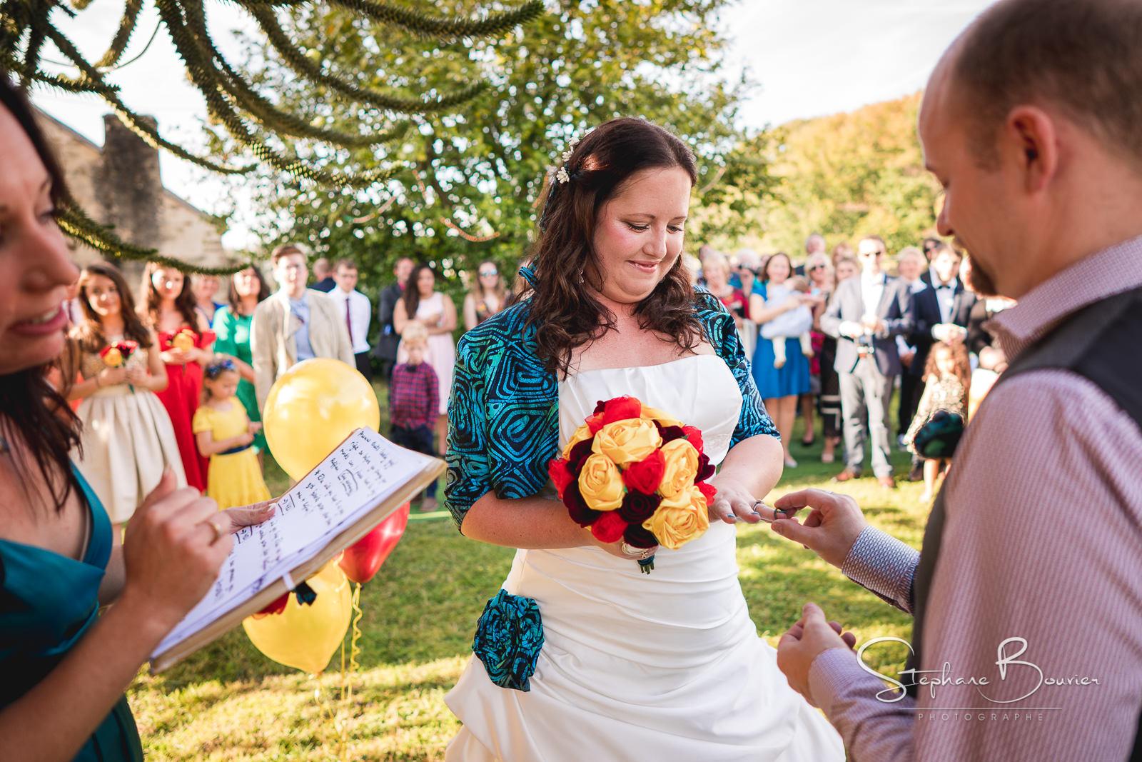 Mariage d'Ella et Simon