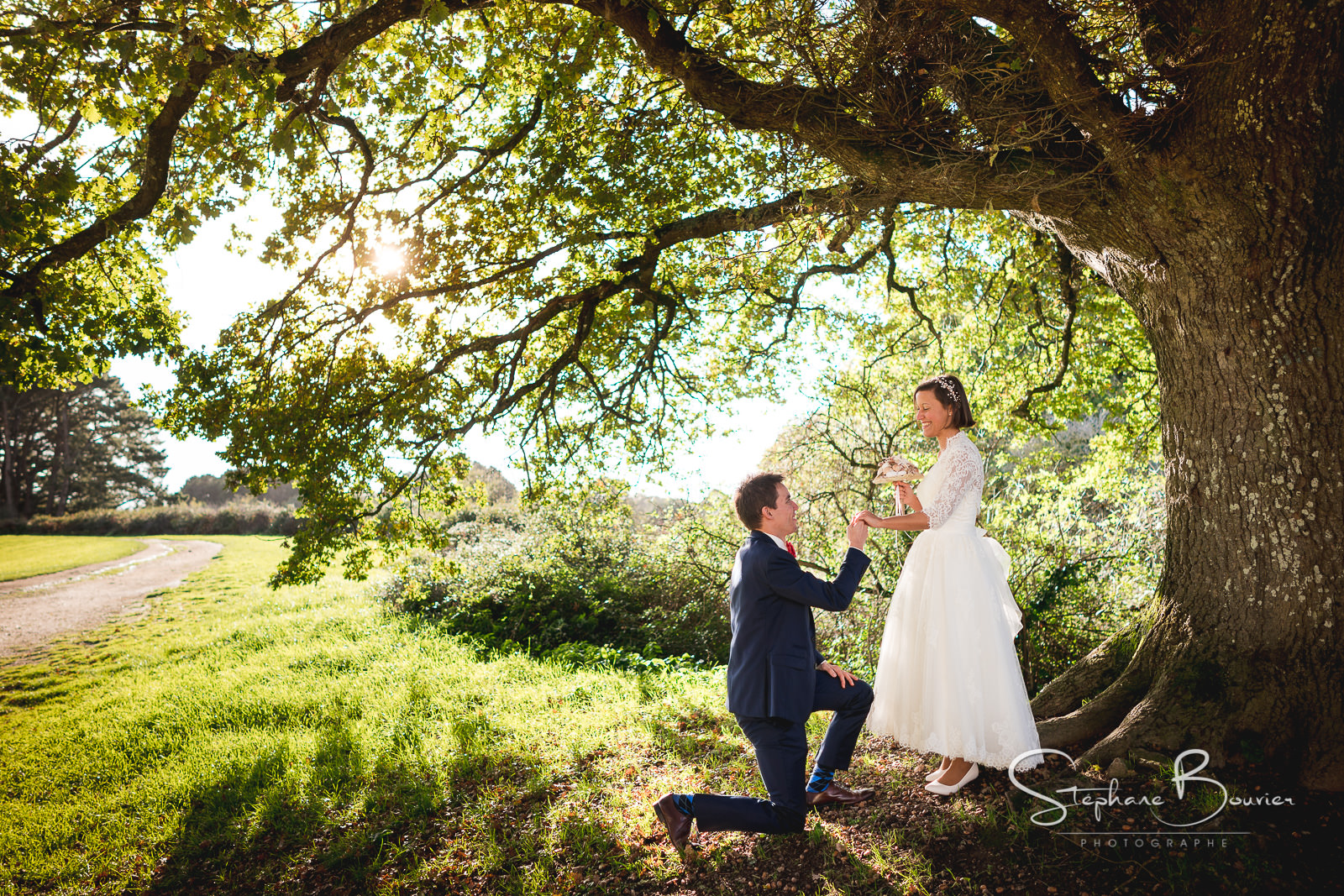 Mariage d'Elsa et Sylvain
